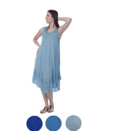 24 Units of Rayon Dress Denim Looks - Womens Sundresses & Fashion