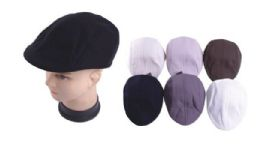 48 Units of Mens Beret Hat - Fashion Winter Hats