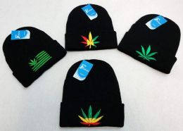 24 Units of Marijuana Winter hat - Winter Hats