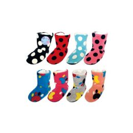 36 Units of kid's fuzzy boots - Girls Footwear