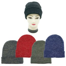 36 Units of Men's Winter Hat - Winter Hats