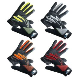 36 Units of Men's sports gloves - Ski Gloves