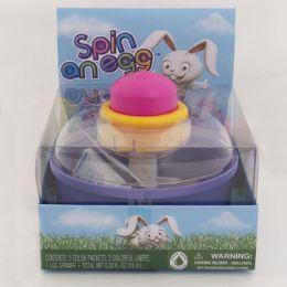 12 Units of Easter Egg Dye Kit Dudleys Spin An Egg - Easter