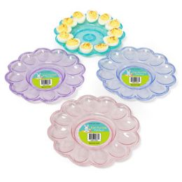 72 Units of Egg Serving Plate - Easter