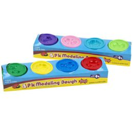 36 Units of Modeling Dough - Clay & Play Dough