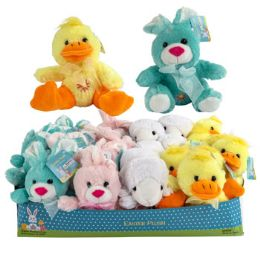 36 Units of Plush Easter Assorted - Easter