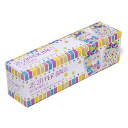 96 Units of Sandwich Bags Easter Print - Easter