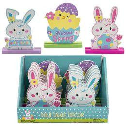 24 Units of Table Decor Mini Easter Figure - Easter