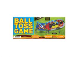 3 Units of 4-Slots Ball Toss Game for Indoor/Outdoor - Toy Sets