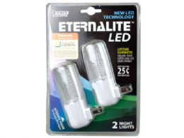 18 Units of Feit Electric Eternalite Led Night Light 2 Pack - Store