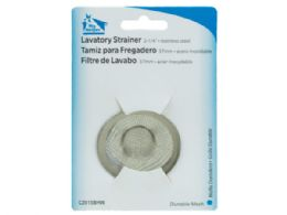 90 Units of 2.25 Mesh Lavatory Strainer - Store