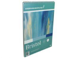 15 Units of A3 Wirebound Bristol Pad - Store