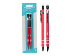 144 Units of 0.7mm Mechanical Pencils With Grip (2pk) - Pencils