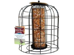 12 Units of Iron Wire Cage Bird Feeder - Store