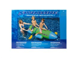 3 Units of Outrigger Pool Inflatable With Paddles - Store
