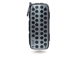3 Units of Ijoy Rugged Shell Splashproof Bluetooth Speaker In Black - Speakers and Microphones