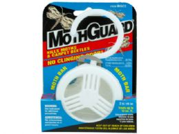 72 Units of Mothguard Hanging 2 Oz Moth Bar - Hardware
