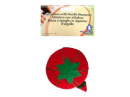72 Units of Helping Hands Pin Cushion With Needle Sharpener - Store