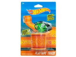72 Units of Hot Wheels Playtape Track - Toy Sets