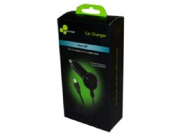 60 Units of Black 4.5 Micro Usb Car Charger - Store