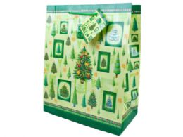 144 Units of Theme Gift Bags in Assorted Styles - Gift Bags