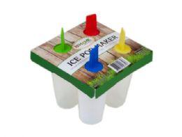 81 Units of Home Designs Freezer Ice Pop Maker - Freezer Items