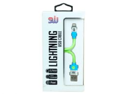 30 Units of White Iphone Lighting Usb Cable - Store
