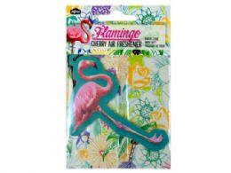 144 Units of Flamingo Auto Air Freshener - Air Fresheners