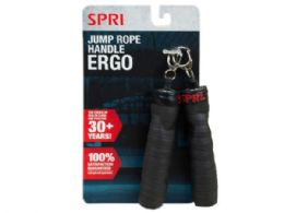 18 Units of Spri Ergo Jump Rope Handle - Fitness and Athletics