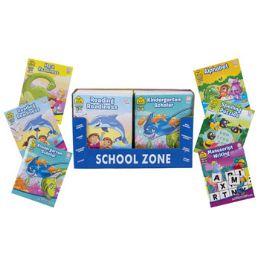 60 Units of Workbooks Kindergarten School Zone - Coloring & Activity Books