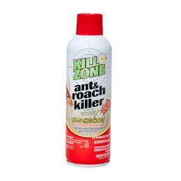12 Units of Ant & Roach Killer Aerosol Killzone - Pest Control