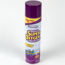 6 Units of Bathroom Cleaner Super Oxygen - Cleaning Products