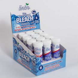 24 Units of Bleach Tablets Lavender - Cleaning Products