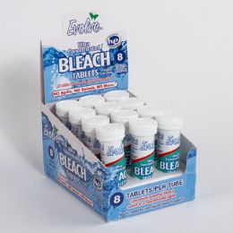 24 Units of Bleach Tablets Linen - Cleaning Products