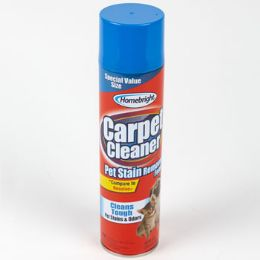 6 Units of Carpet Cleaner - Cleaning Products