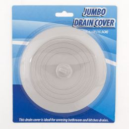 48 Units of Drain Cover Jumbo - Cleaning Products