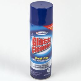 6 Units of Glass Cleaner - Cleaning Products