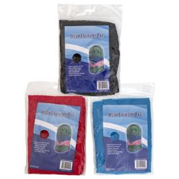 72 Units of Laundry Bag Mesh With Drawstring - Laundry Baskets & Hampers