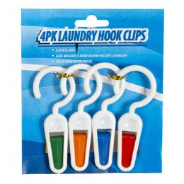 48 Units of Laundry Hook - Laundry  Supplies
