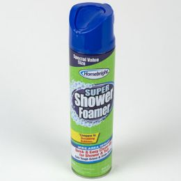 6 Units of Shower Super Foamer Cleaner - Cleaning Supplies