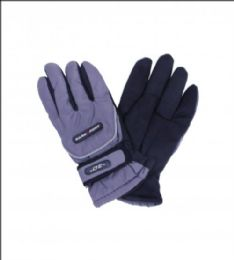 36 Units of Kids Winter Ski Gloves Assorted Colors - Kids Winter Gloves