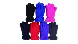 36 Units of Kids Snow And Ski Glove - Kids Winter Gloves