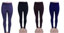 24 Units of Buttery Soft Leggings For Women - Womens Leggings