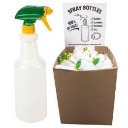 126 Units of Spray Bottle - Spray Bottles