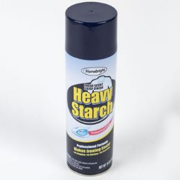 6 Units of Spray Starch Heavy - Laundry Detergent