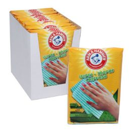 24 Units of Wipes 6 Count Household - Cleaning Supplies