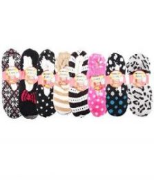 48 Units of Women's House Slipper Mix Assortment - Women's Slippers
