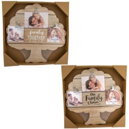 8 Units of Frame Family Tree Shape - Picture Frames