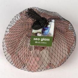 48 Units of Rocks Sea Glass Pink Decorative - Home Decor