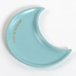 96 Units of Trinket Tray Ceramic Chase The Moonlight - Home Decor